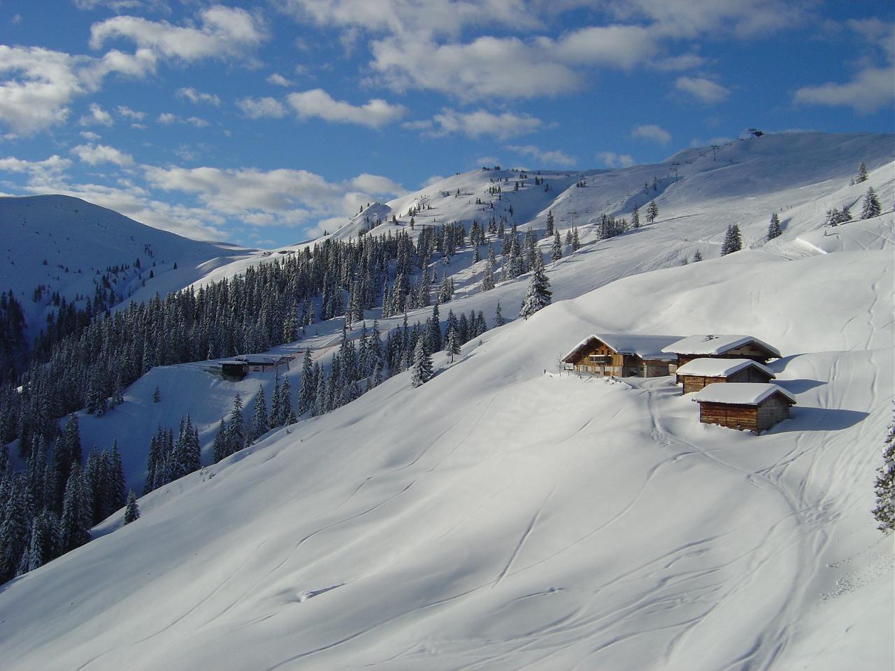 Skidresa Auffach