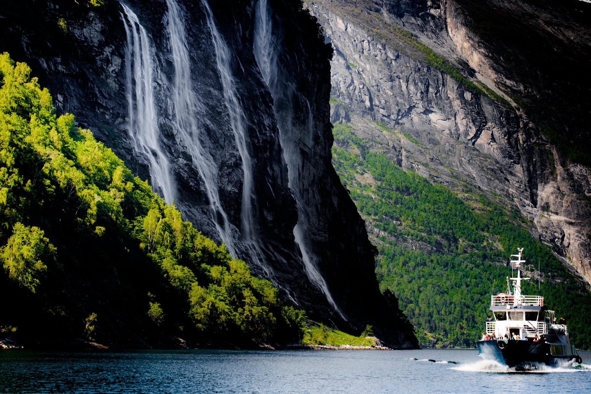 Norska fjordar med Oslo & Trollstigen