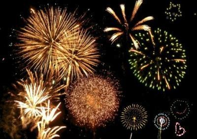 Nyår i Kiel