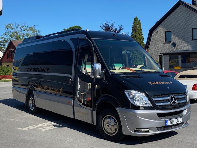 Mercedes-Benz Sprinter VIP- 11 Passagerare