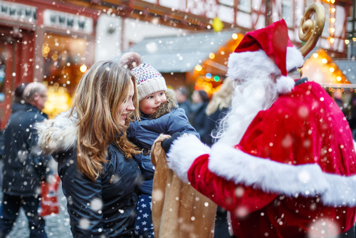 Julshopping i Flensburg