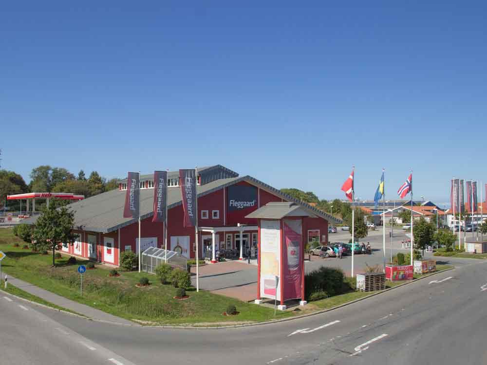 Bordershop & Heiligenhafen