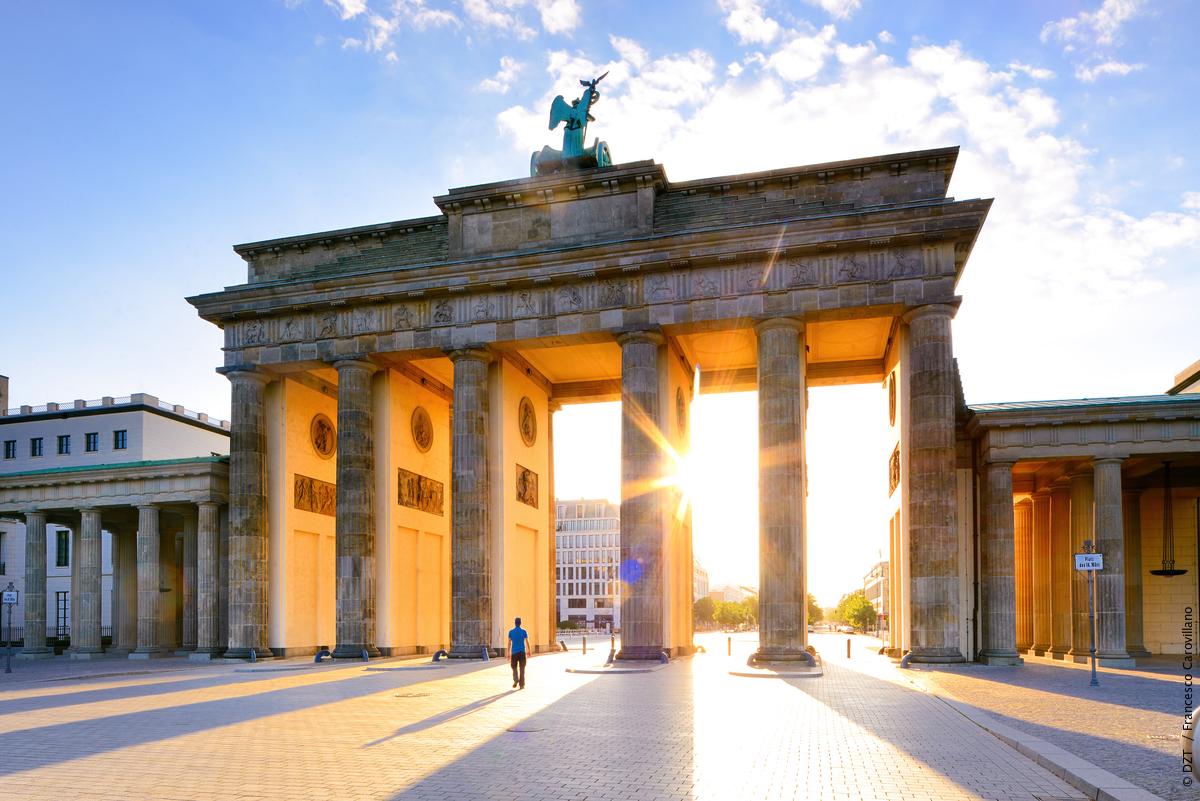 Pågaresa till Berlin 2019