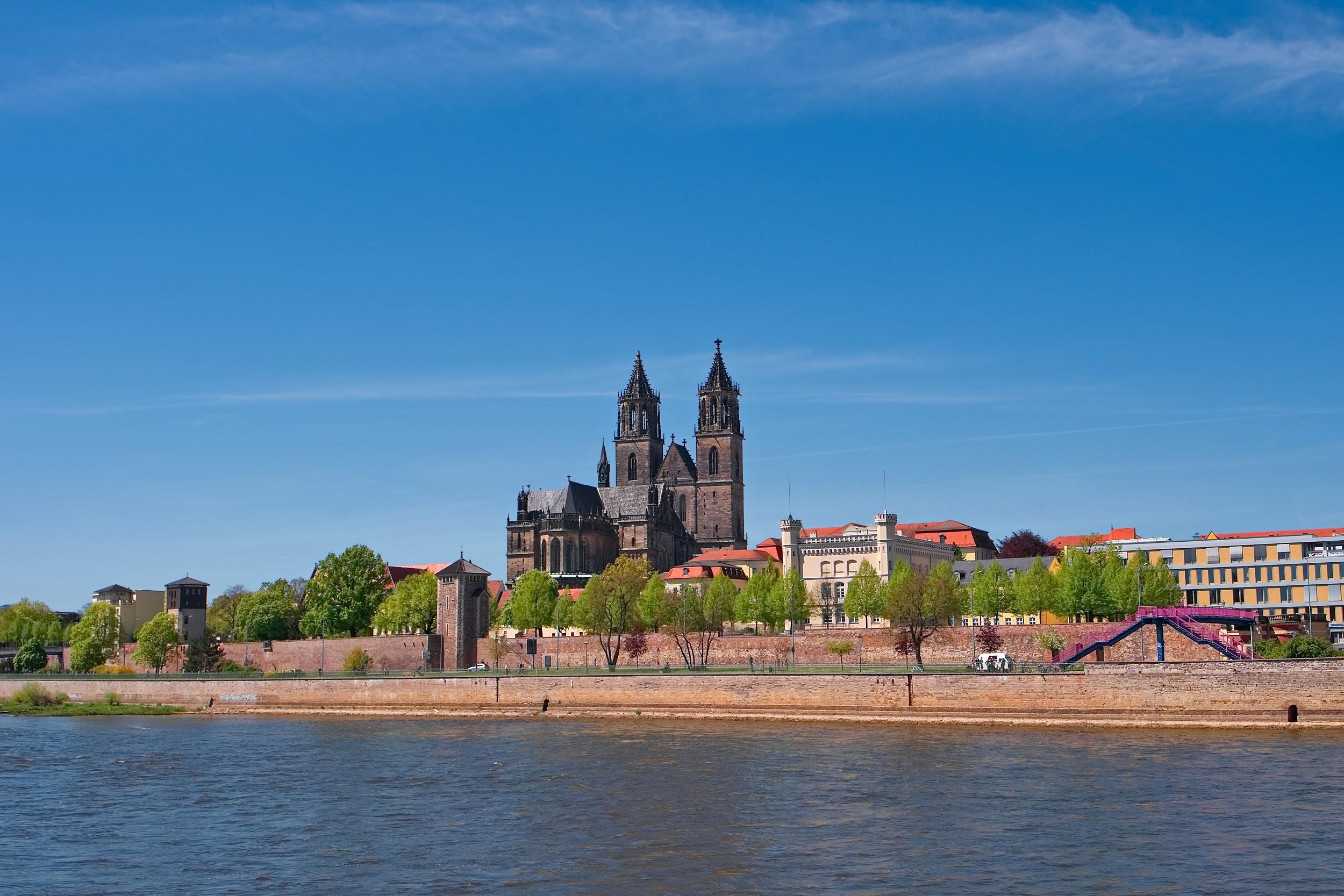 Påsk i Magdeburg