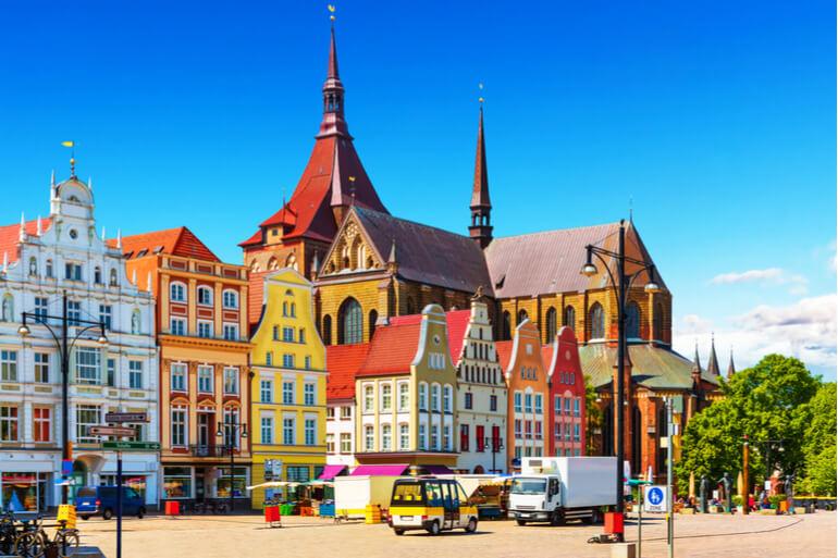 Whiskymässa i Rostock