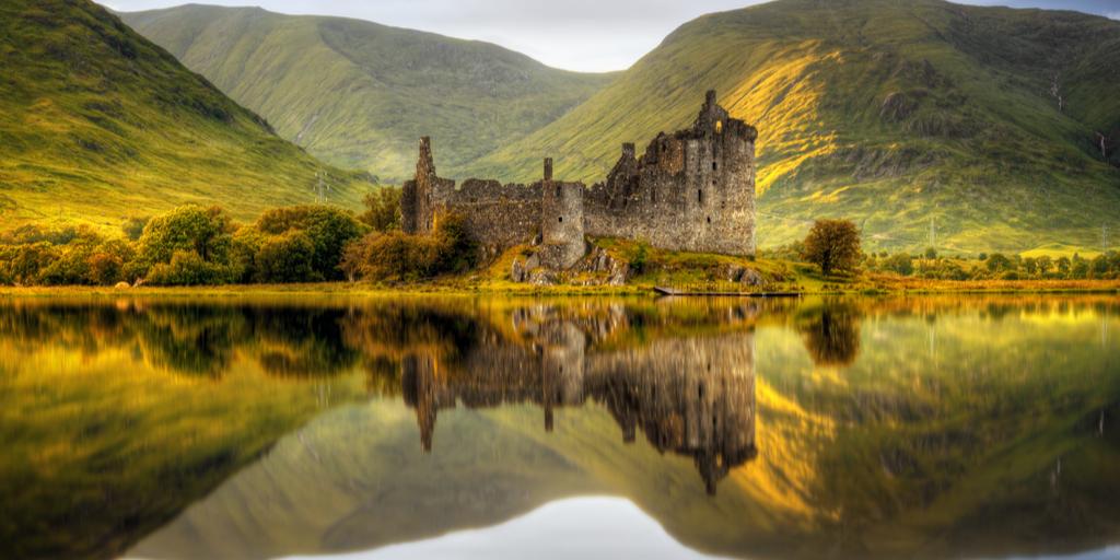 Skottland 12 dagar