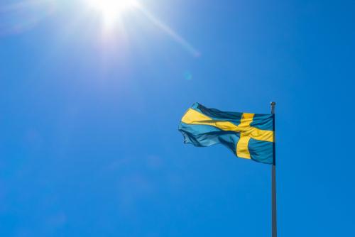 Ut i det blå Sverige