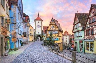 Hemlig resa Tyskland & Tjeckien